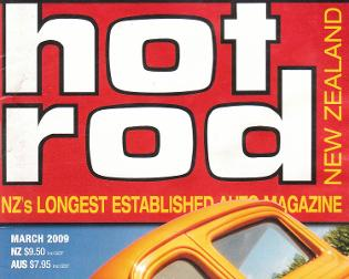 Hot Rod March 2009