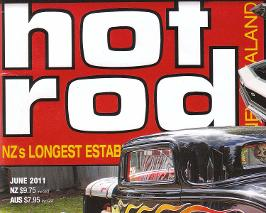 Hot Rod June 2011