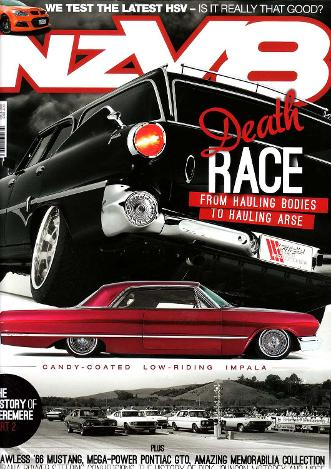 NZ V8 October issue
